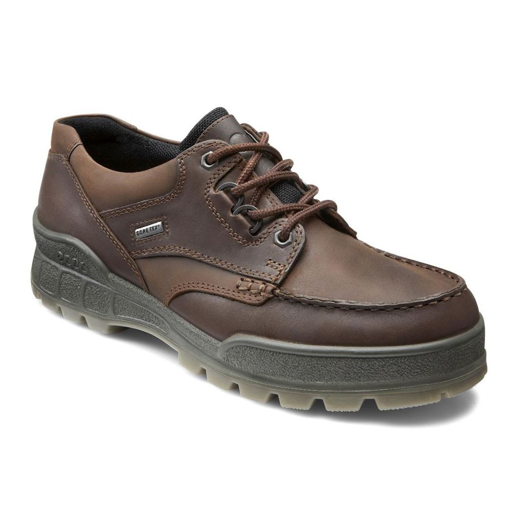 Mens ECCO Track II Low Casual Shoes Brown Size ( US 5 5.5-16 16.5 ) 654HYPXV a4abbd1356c