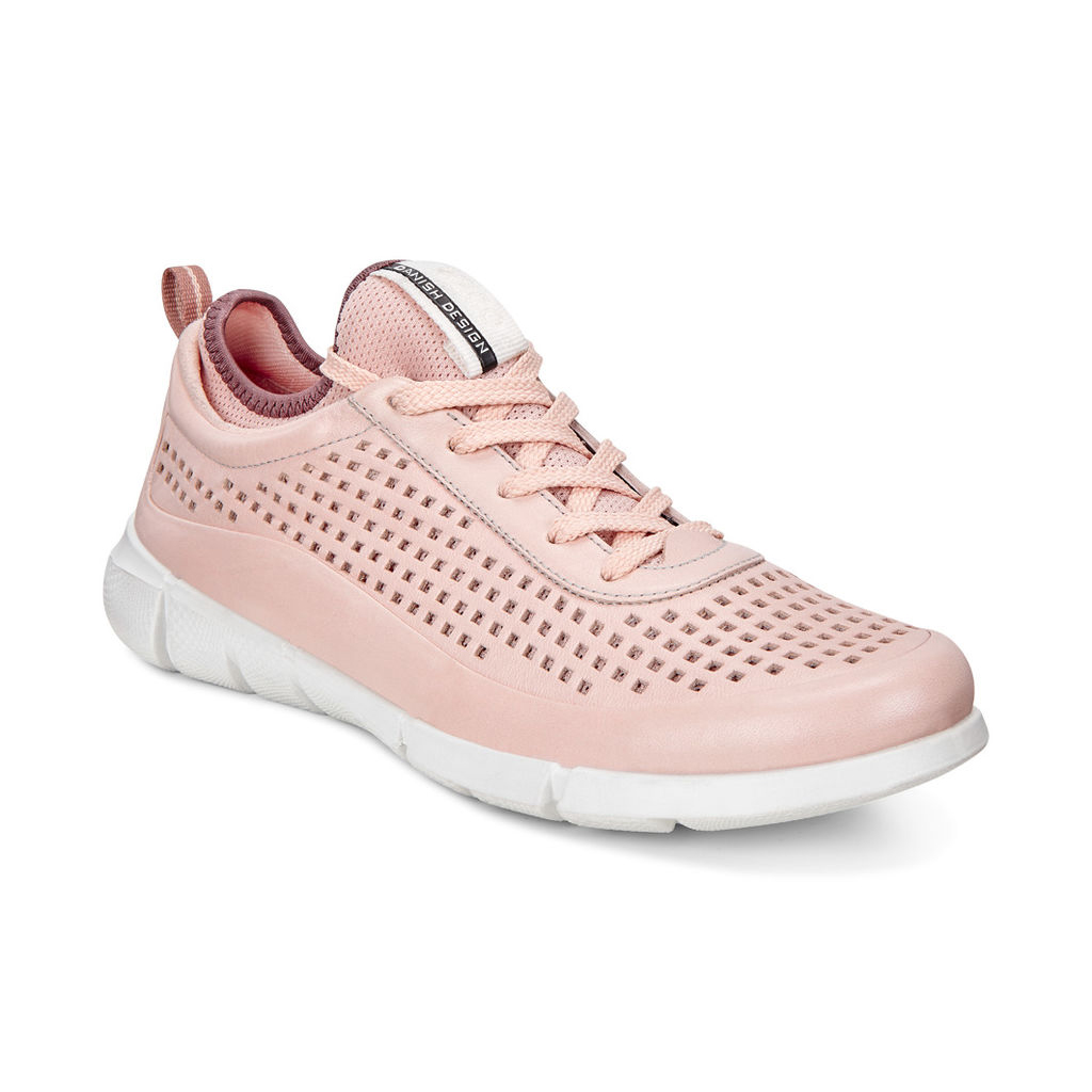 57a65f96a3bb Womens ECCO Intrinsic Sneakers Shoes Rose Size ( US 4 4.5-12 12.5 ) 413GBASY