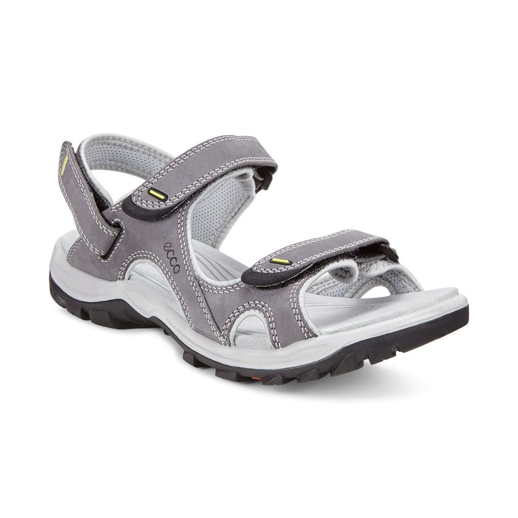 2aa6a1fdfef4 Womens ECCO Offroad Lite Sandals Shoes Grey Size ( US 4 4.5-12 12.5 )  388DMRWZ