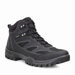 Mens ECCO Drak Mid GTX Casual Shoes Black Size ( US 5/5.5-16/16.5 ) 101BPOEL