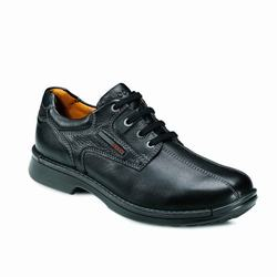 Mens ECCO Fusion Bicycle Toe Tie Casual Shoes Black Size ( US 5/5.5-16/16.5 ) 212KUEAT