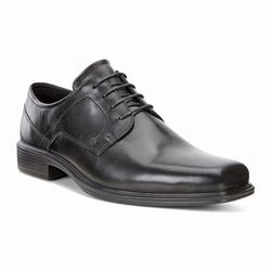 Mens ECCO Johannesburg Plain Toe Dress Shoes Black Size ( US 5/5.5-16/16.5 ) 888AKTLW