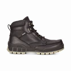 Mens ECCO Track 25 High Boots Black Size ( US 5/5.5-16/16.5 ) 669MSQNU
