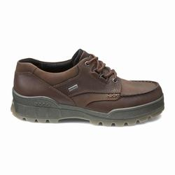 Mens ECCO Track II Low Casual Shoes Brown Size ( US 5/5.5-16/16.5 ) 654HYPXV