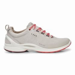 Womens ECCO BIOM Fjuel Perf Sneakers Shoes Light Grey Size ( US 4/4.5-12/12.5 ) 375WMTHL