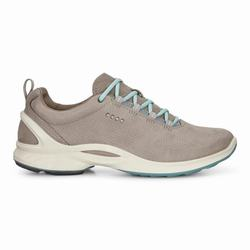 Womens ECCO BIOM Fjuel Perf Sneakers Shoes Grey Size ( US 4/4.5-12/12.5 ) 851JICBG