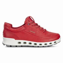 Womens ECCO Cool 2.0 GTX Sneakers Shoes Red Size ( US 4/4.5-12/12.5 ) 748LKIQT