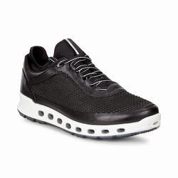 Womens ECCO Cool 2.0 Sport GTX Sneakers Shoes Black Size ( US 4/4.5-12/12.5 ) 238GRENY