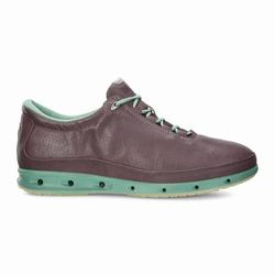 Womens ECCO Cool GTX Sneakers Shoes Purple / Grey / Green Size ( US 4/4.5-12/12.5 ) 683SELOI
