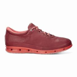 Womens ECCO Cool GTX Sneakers Shoes Coral Size ( US 4/4.5-12/12.5 ) 756KHVIR