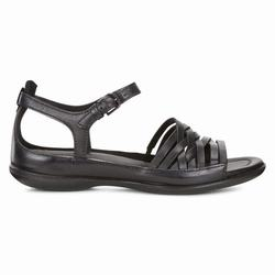 Womens ECCO Flash Lattice Sandals Shoes Black Size ( US 4/4.5-12/12.5 ) 541ZELOD