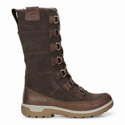Womens ECCO Gora HM Winter Boots Brown Size ( US 4/4.5-12/12.5 ) 292AGCYP