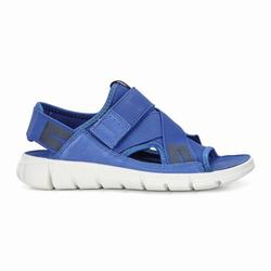 Womens ECCO Intrinsic Sandals Shoes Blue Size ( US 4/4.5-12/12.5 ) 362FZVJC