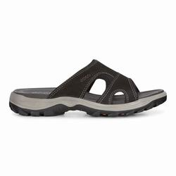 Womens ECCO Offroad Lite Slide Sandals Shoes Black Size ( US 4/4.5-12/12.5 ) 631DBGWI