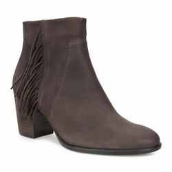 Womens ECCO Shape 55ie Ankle Boots Coffee Size ( US 4/4.5-12/12.5 ) 721YBZLO