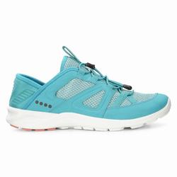 Womens ECCO Terracruise Toggle Sneakers Shoes Light Turquoise Size ( US 4/4.5-12/12.5 ) 684RVTXJ