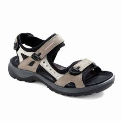 Womens ECCO Yucatan Sandals Shoes Black Size ( US 4/4.5-12/12.5 ) 449WCVEO