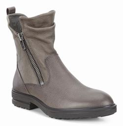Womens ECCO Zoe Ankle Ankle Boots Grey Size ( US 4/4.5-12/12.5 ) 732RSEVY